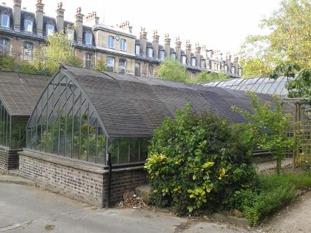 Greenways u s s botany bay for Jardin botanique paris