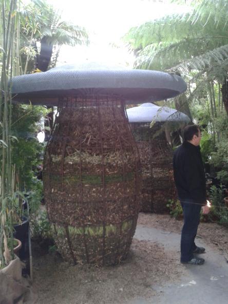 l 39 art du jardin au grand palais u s s botany bay. Black Bedroom Furniture Sets. Home Design Ideas