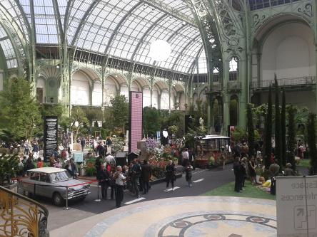 L 39 art du jardin au grand palais u s s botany bay for Art du jardin grand palais