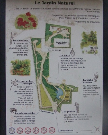 Le Jardin Naturel U S S Botany Bay